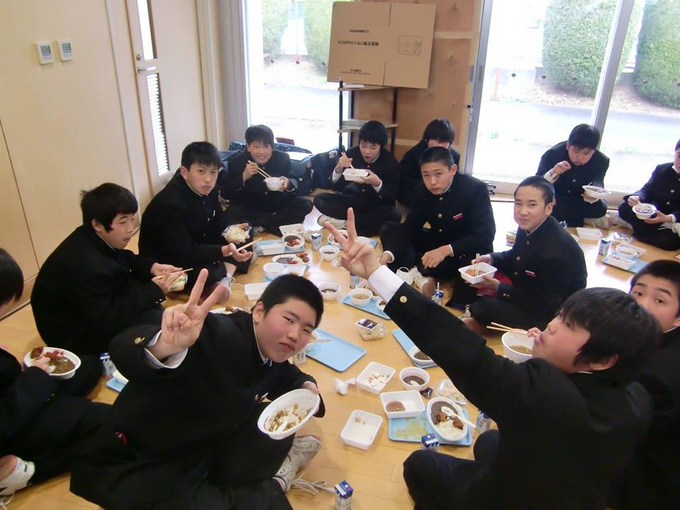 【写真】敏郎ブログ お昼ごはん