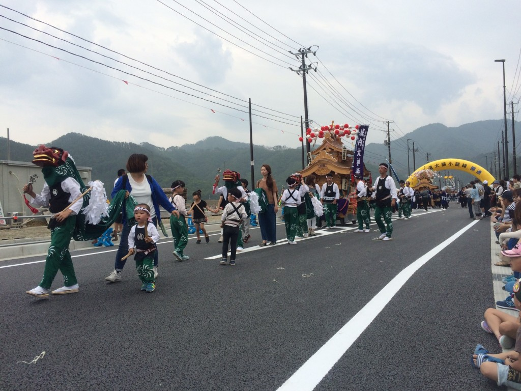 パレード全貌っぽい